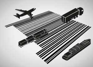 plane, truck, plain and ship models for Cargo Import & Cargo Export