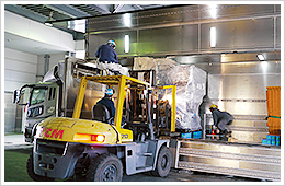 Transport your precision devices safely, avoiding putting them at risk