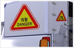 Road transportation of dangerous goods takes a lot of precaution measures