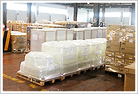 Be smart- use our bonded warehouse facilities