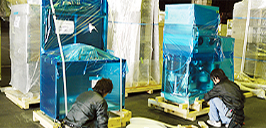 Have a safe cargo forwarding by using our cargo packing services