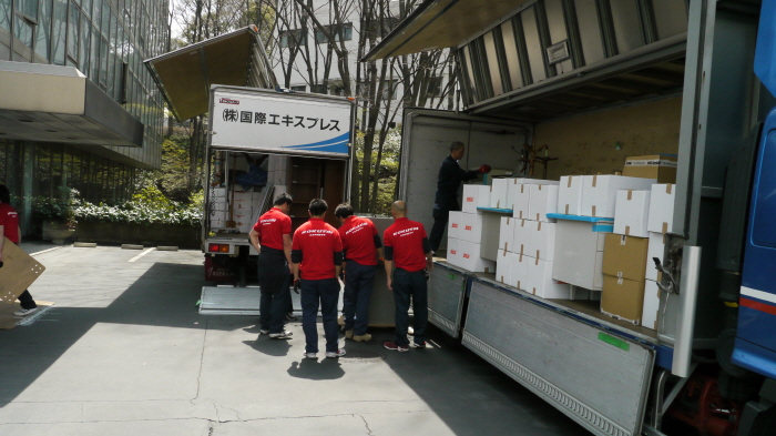 Only hire safe, quality and affordable moving service Japan