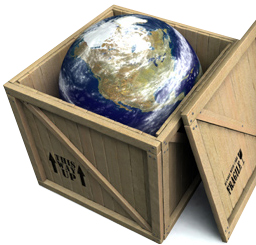 Kokusai Forwarders are the ones who are moving product internationally from one country to another.