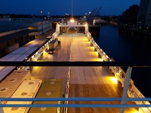 Kokusai Express Japan loading dock