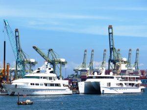 transport company exhibition cargo