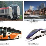 Inland transportation on a budget in Japan