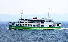 Domestic ferries in Japan can be an alternative option to trains, buses and planes.