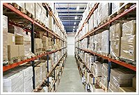 You can find different additional services provided by our logistics center
