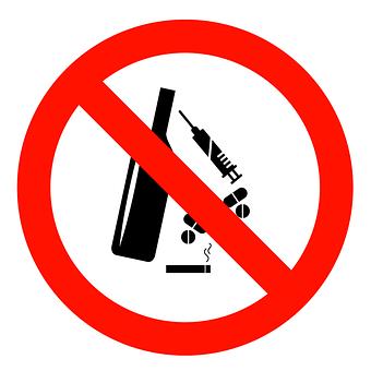 Forbidden customs clearance items