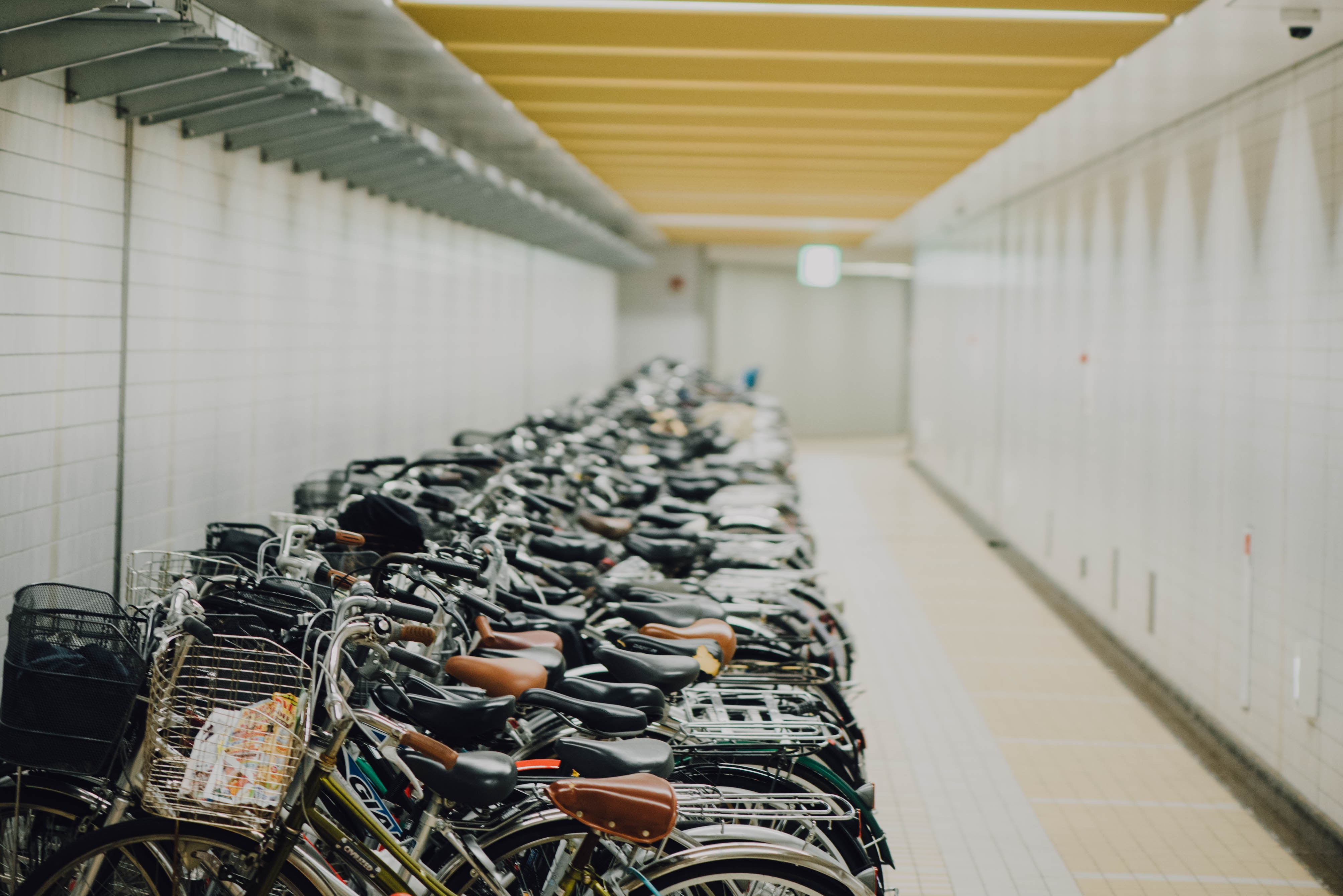 Should you rent a self-storage unit for your bike collection?