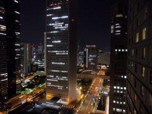 Sightseeing in Tokyo