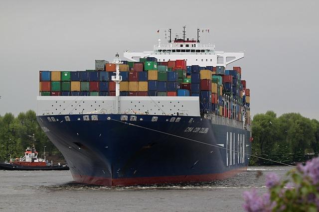 Sea shipping of cargo