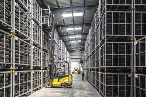 Reorganizing your warehouse