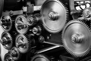 Machinery - one of the top exports in Japan.