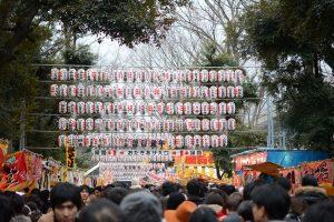 Sanja Matsuri is one of the must-attend hapennings in Japan.
