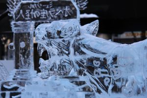 Sapporo Snow festival is one of the must-attend happenings in Japan.