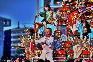 Gion Matsuri is one of the must-attend happenings in Japan