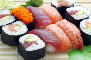 Best restaurants in Tokyo are the perfect places to try sushi.