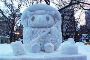 snow figure