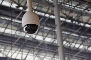 Install surveillance cameras to improve warehouse security.
