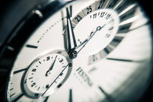 Time is of the essence when it comes to deliveries.