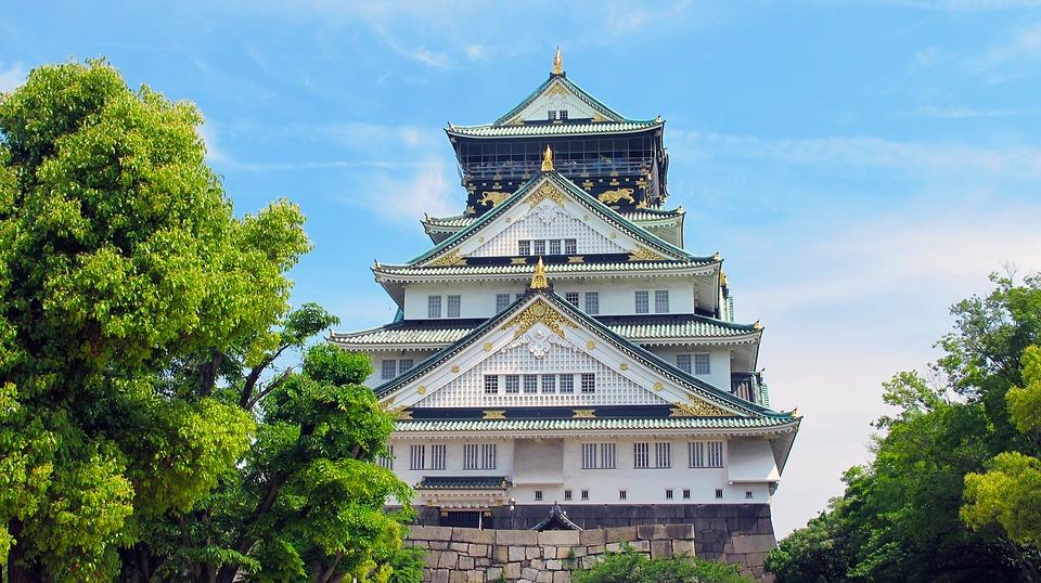 Osaka is beautiful, isn't it?
