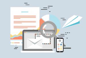 Online email newsletter