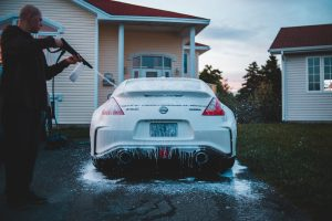prepare vehicles for shipping by washing your car