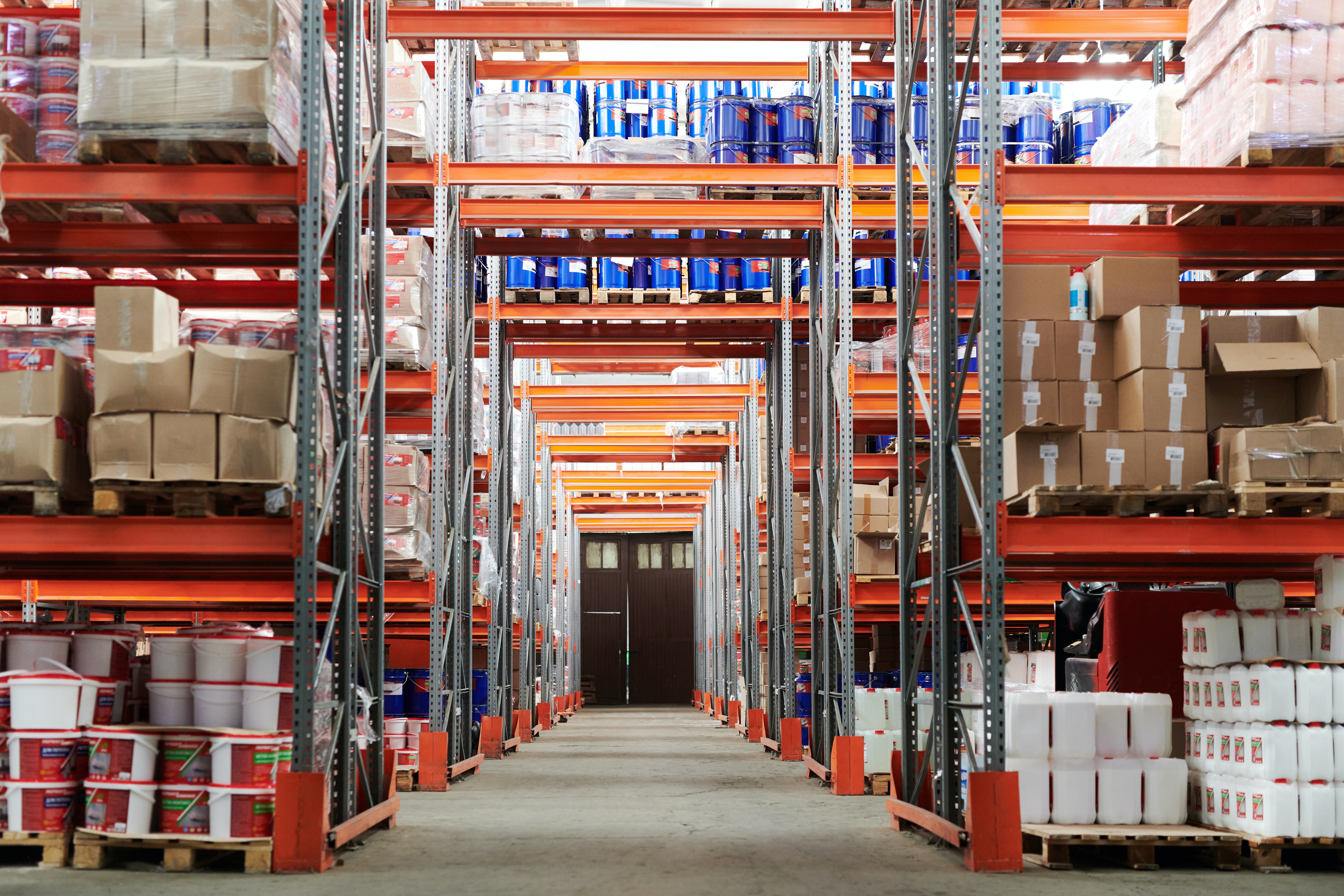 Getting your cargo to a warehouse is a complicated process to learn, but not impossible!