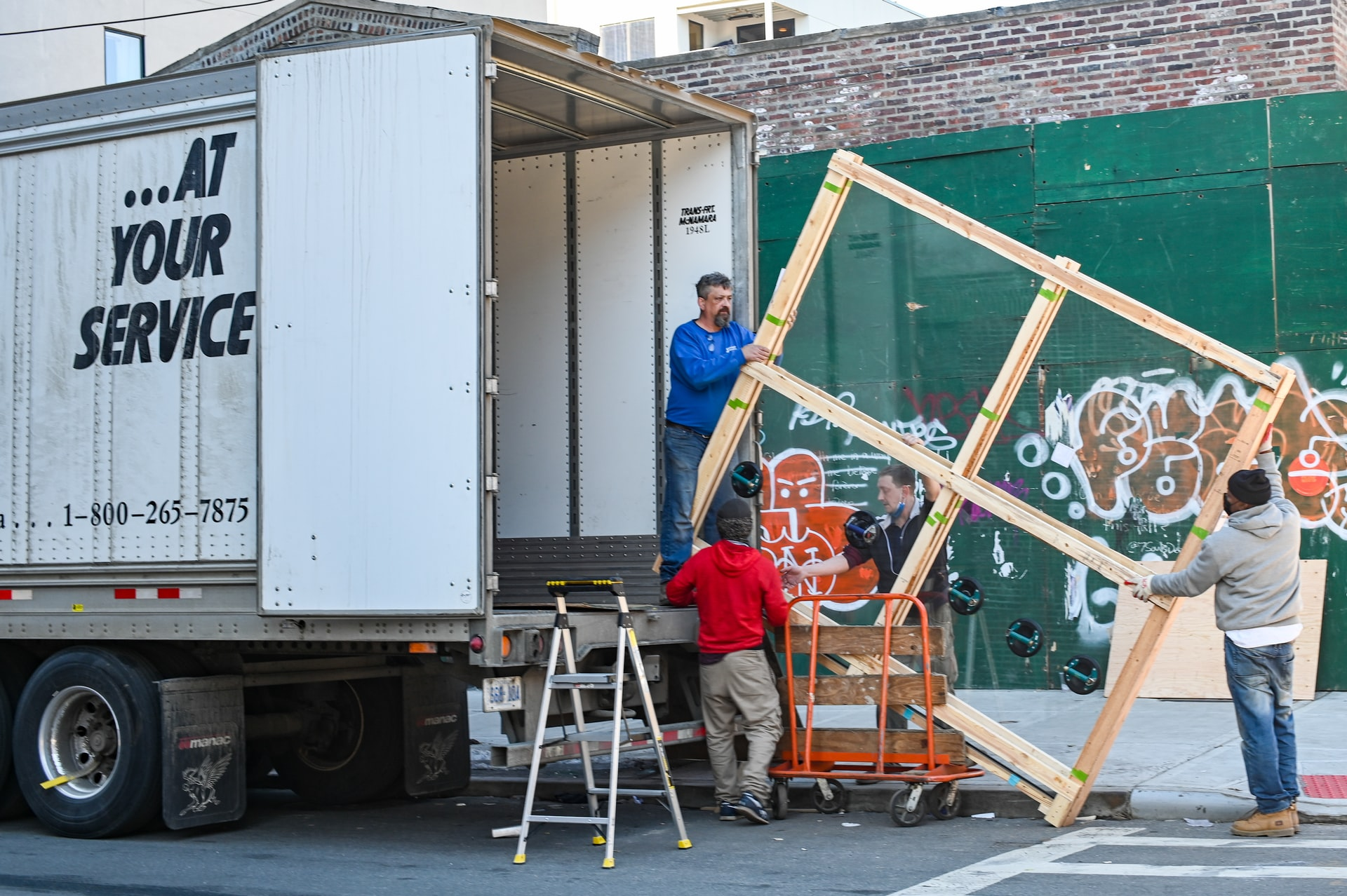 Changes in the moving industry in 2021 are huge