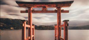Torii Gate in Miyajima